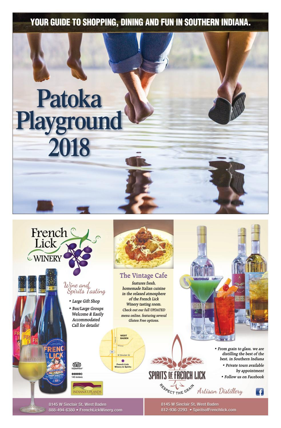 2018 Patoka Playground By The Herald Issuu