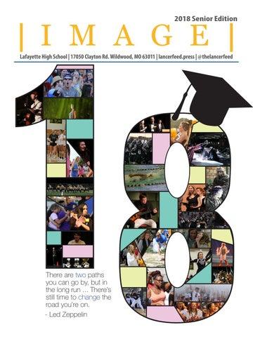 2018 Image Senior Edition by Lafayette High School - issuu