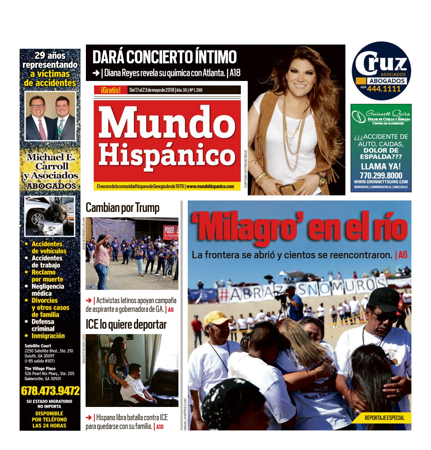 Milagro\' en el río by MUNDO HISPANICO - issuu