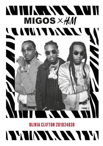 36 X 24 POSTER MIGOS YUNG RICH NATION