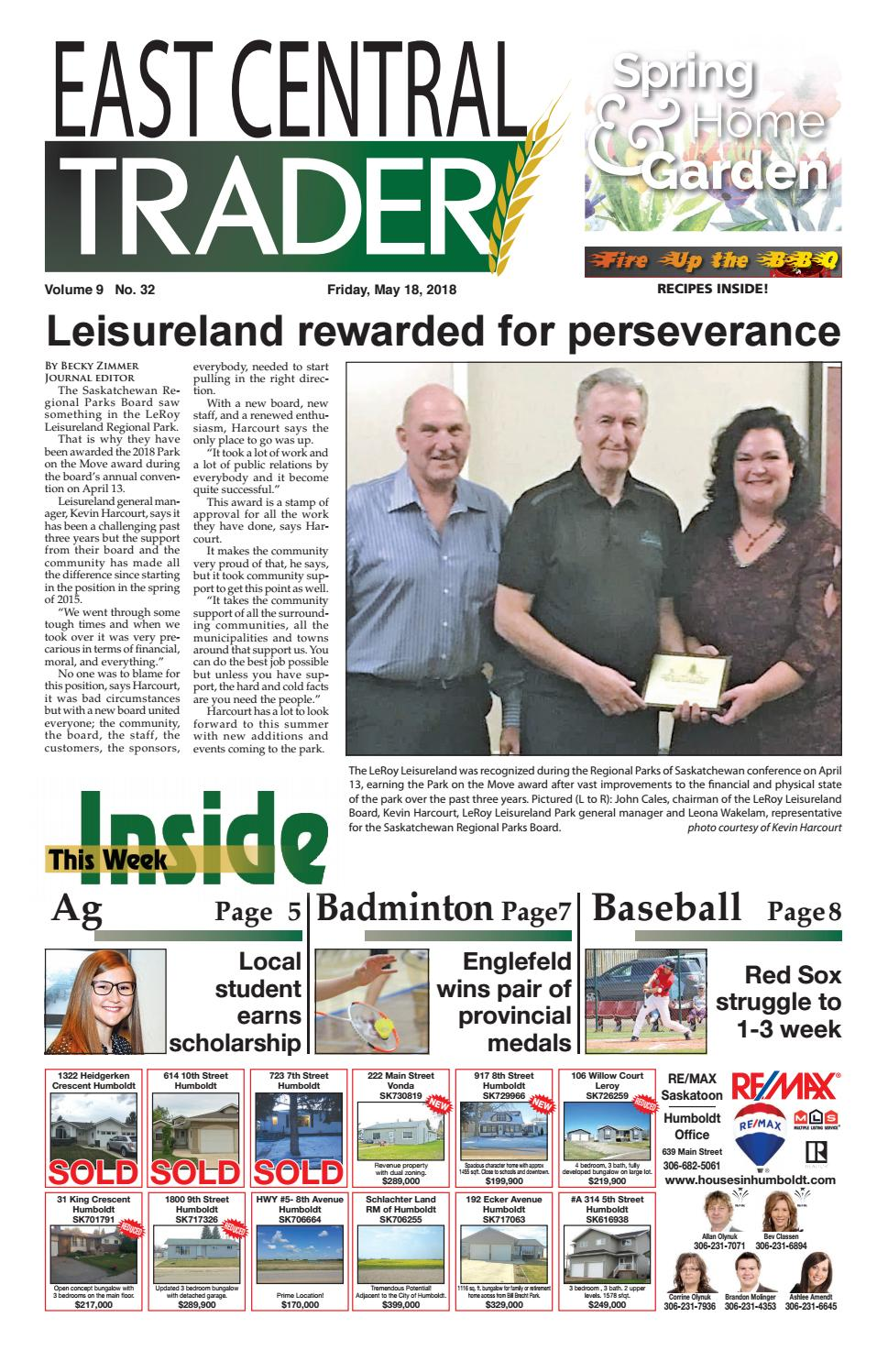 East Central Trader May 18, 2018 by East Central Recorder - issuu