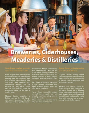 Page 16 of Craft Beer, Spirits & More in Corvallis