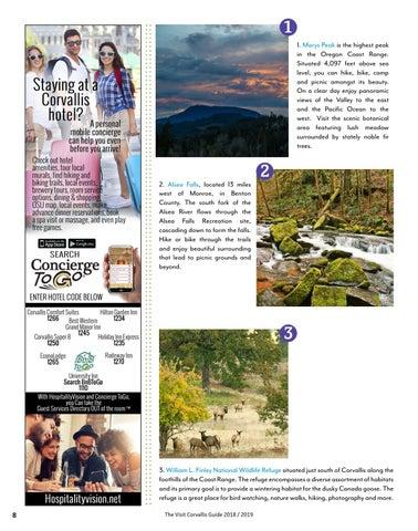 Page 8 of 7 Wonders of Corvallis