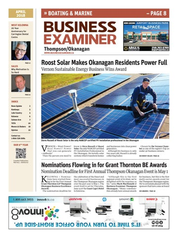 d7b6faf94d Business Examiner Thompson/Okanagan April 2018 by Business Examiner ...