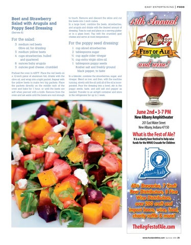 7e3781c9a06d2c Summer 2018 (Vol. 60) by Food   Dining Magazine - issuu