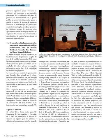 Page 6 of Proyecto de investigación genera conocimiento sobre la regulación transcripcional de la virulencia en el patógeno zoonótico Brucella abortus