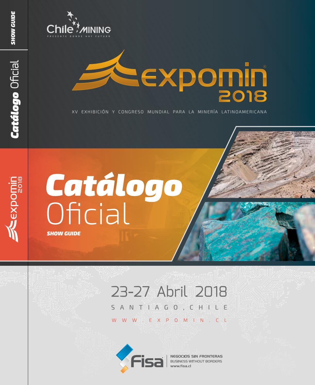 Catalogo Oficial Expomin2018 By Mario Hernandez Issuu Relay Hbridge Motor Controller Francesco Amirante