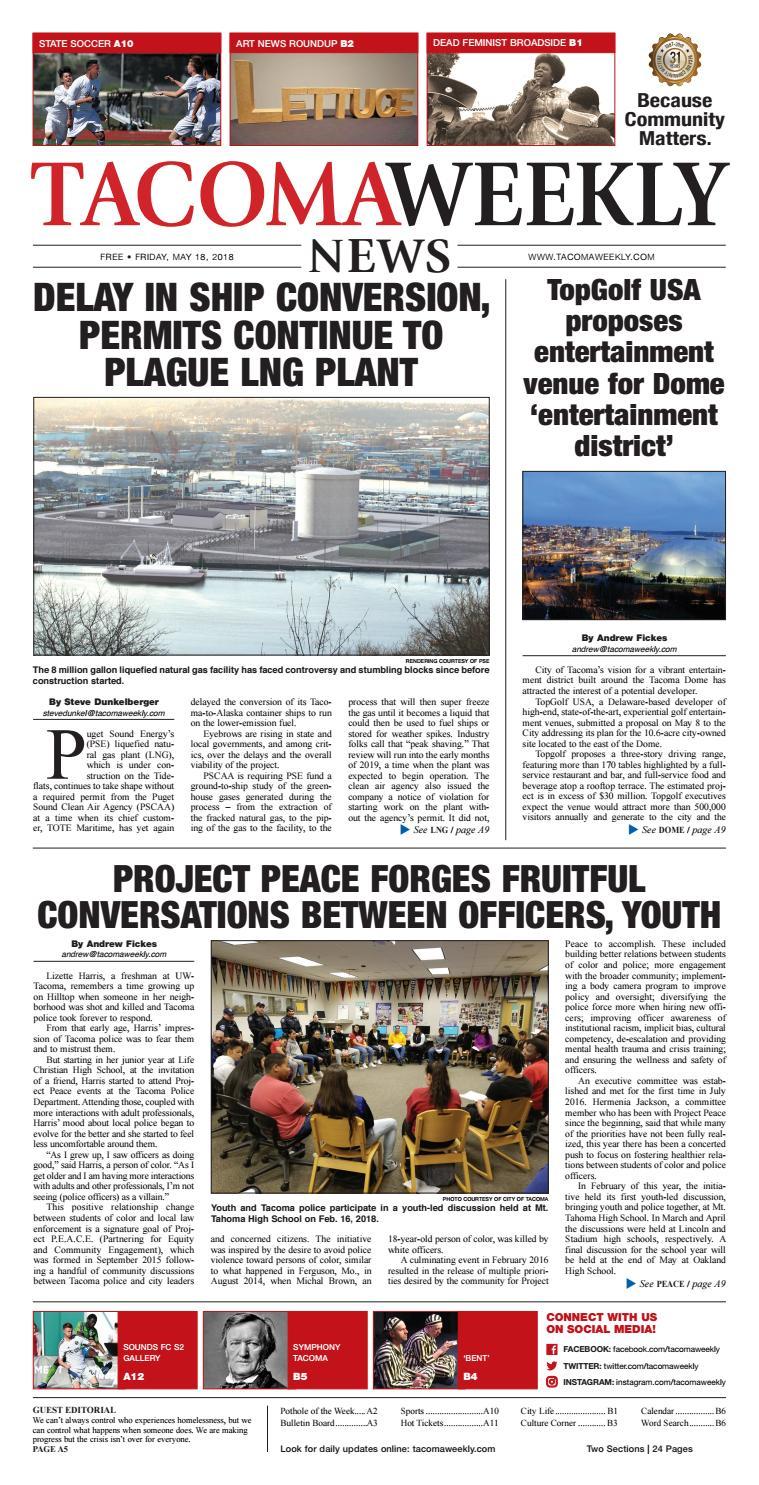 Twa 05 18 18 p01 by Tacoma Weekly News - issuu