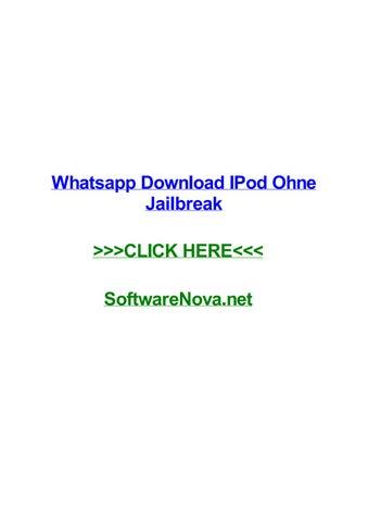 whatsapp download iphone ohne appstore