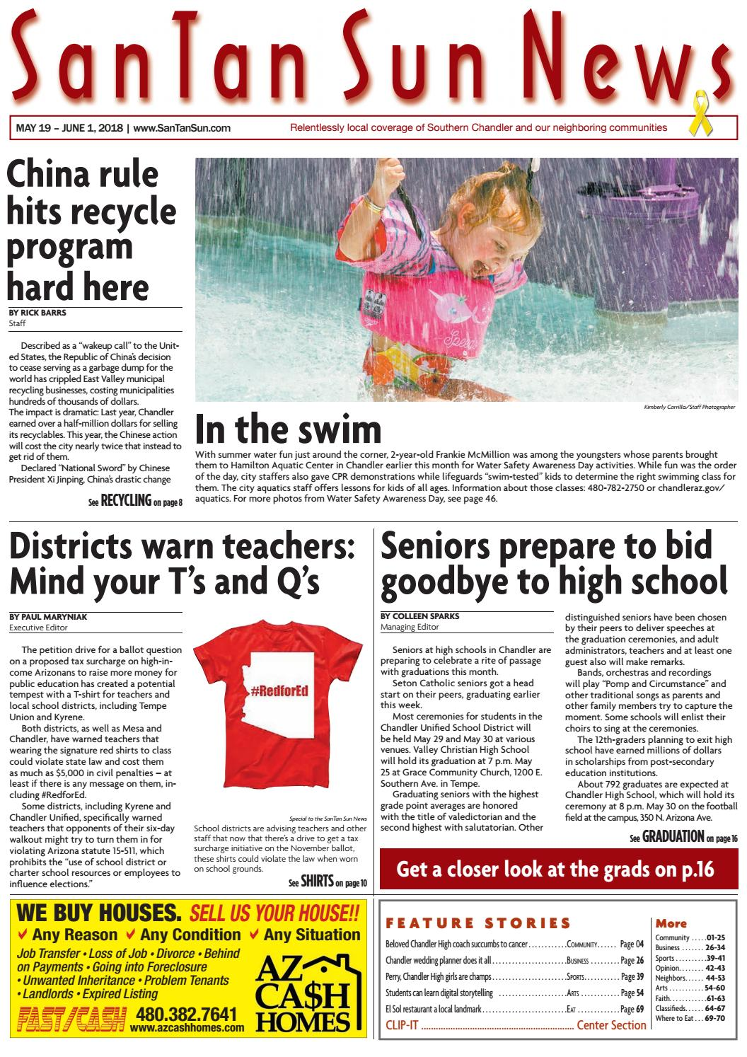 Santan Sun News May 19 2018 By Times Media Group Issuu Wet Folding Little Terrier Paper Unlimited