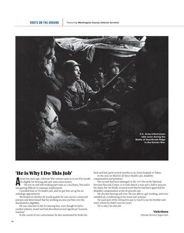 Oregon Veterans News Magazine Issue 3