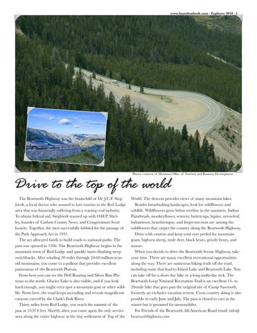 Page 3 of Drive to the Top of the World