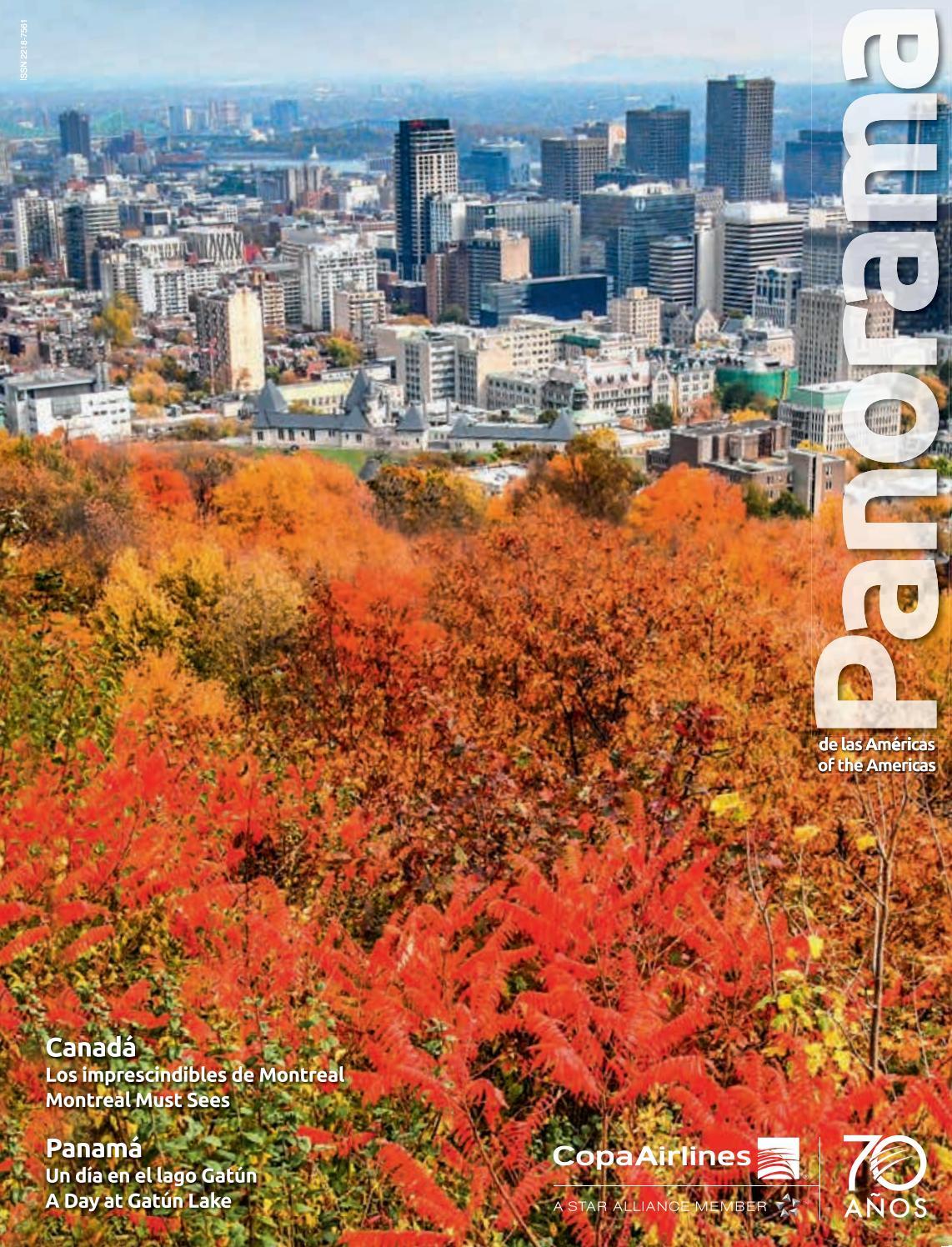 Revista Panorama Marzo 2018 by azurecom - issuu