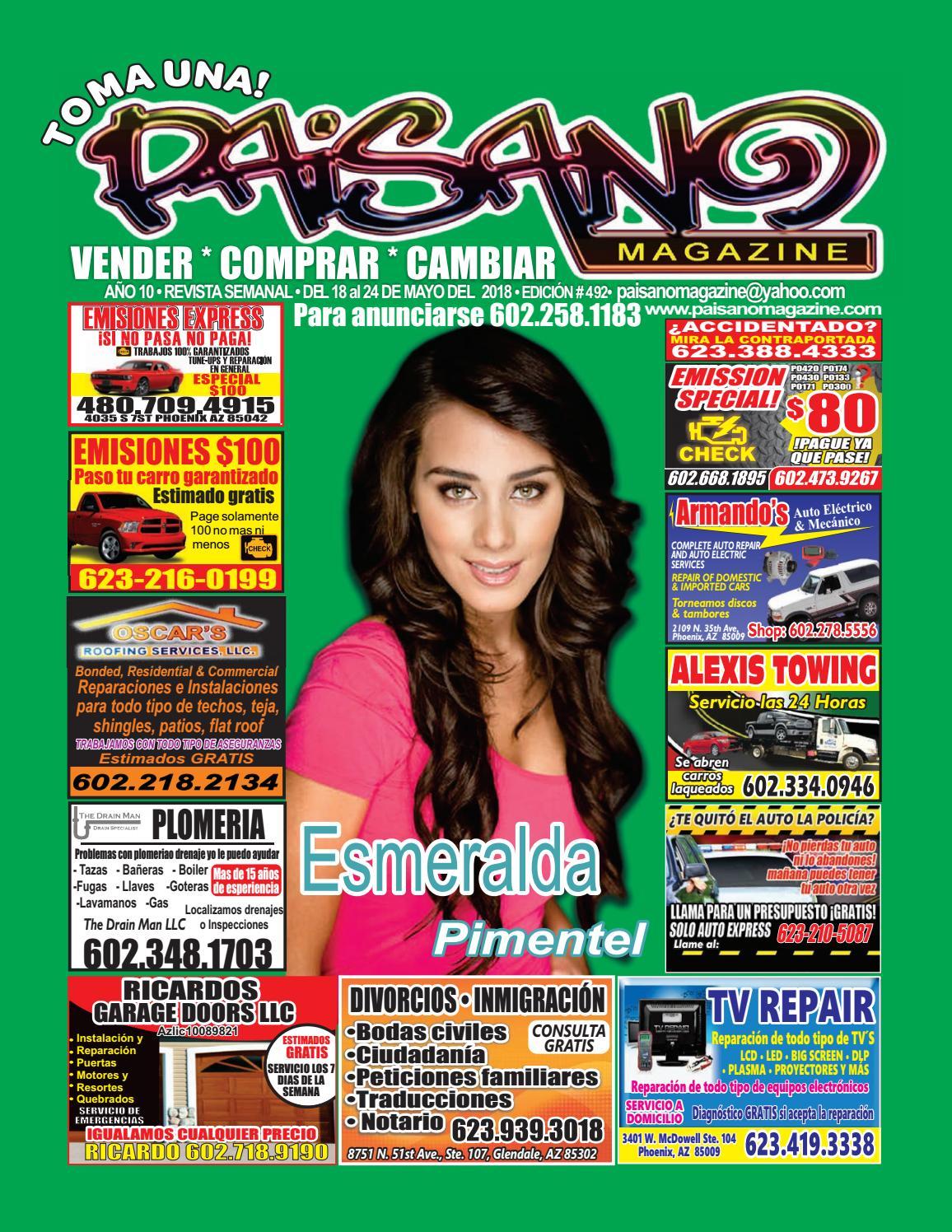 492 by Paisano Magazine - issuu