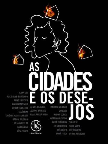 As Cidades E Os Desejos By Aliás Editora Issuu