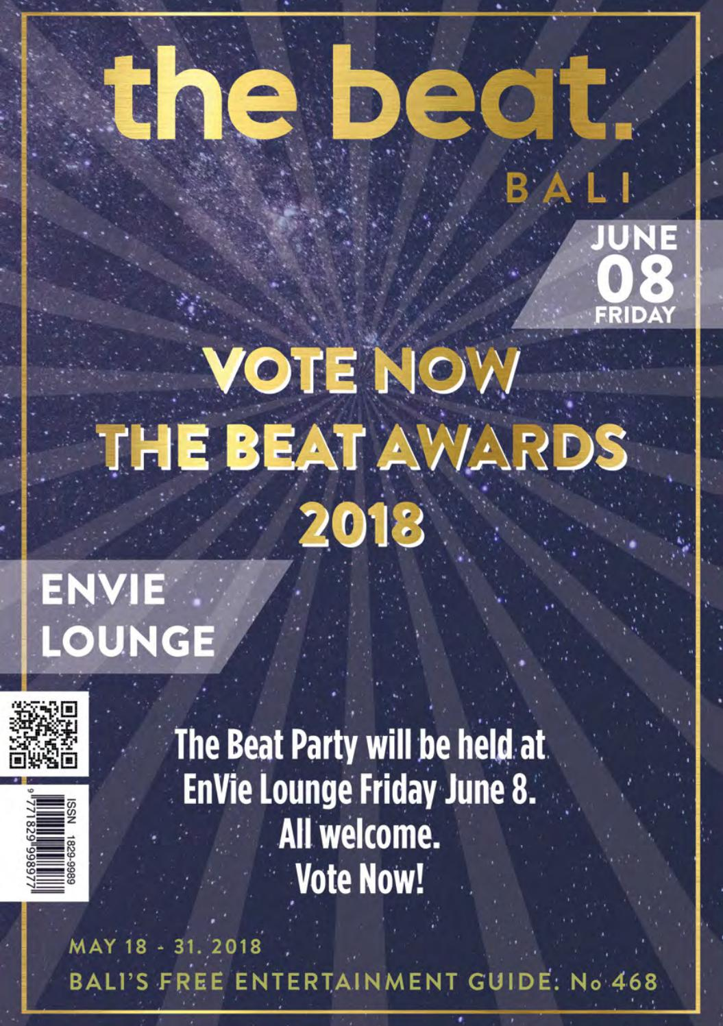 The beat 468 by The Beat Bali - issuu