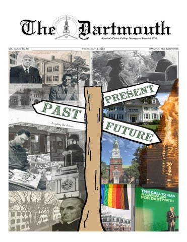 The Dartmouth Green Key Special Issue 05 18