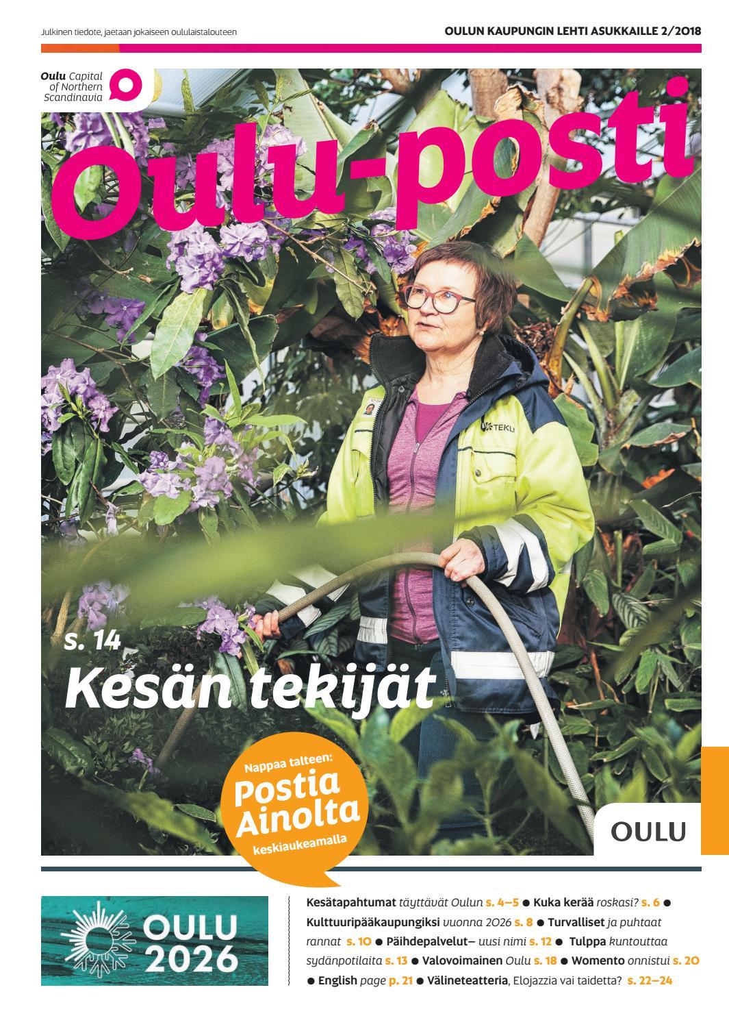 Oulu Posti