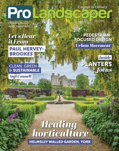 Pro Landscaper June 2018 by Eljays44 issuu