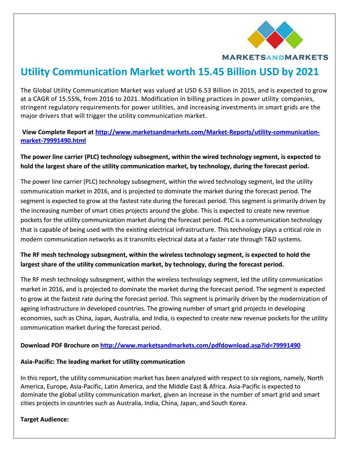 Over Powerline Smart Grid Smart On Smart Grid Communication In Plc