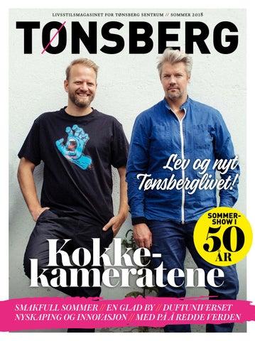 7ff6260a7 Tønsbergmagasinet Sommer 2018 by bmagasinet - issuu