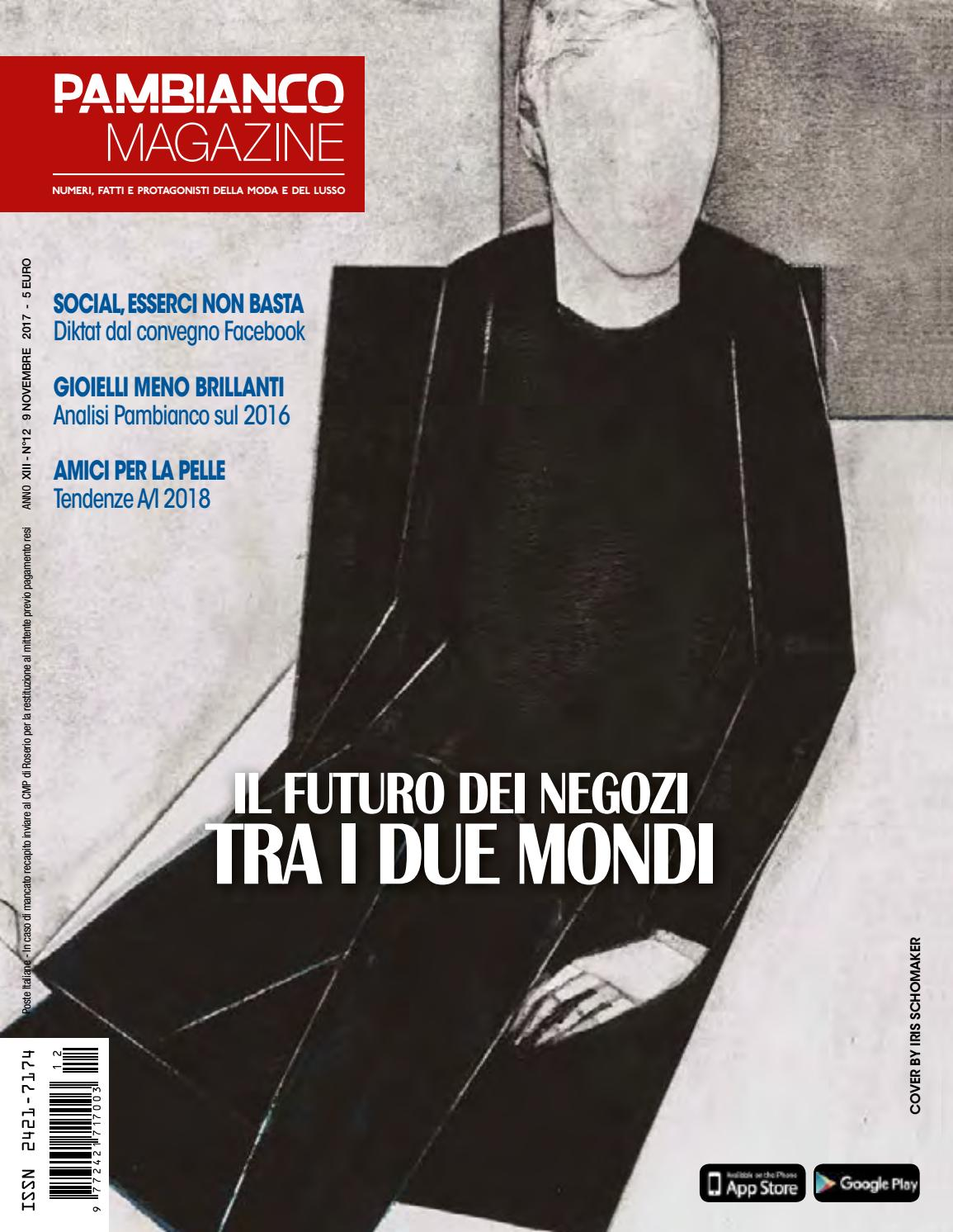 Pambianco magazine N12 XIII by Pambianconews - issuu 6a4d6c60862