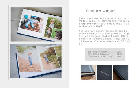 Page 10 of Fine Art Albums
