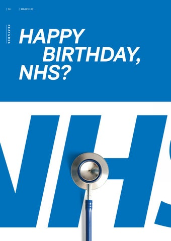 Page 14 of Happy Birthday NHS?