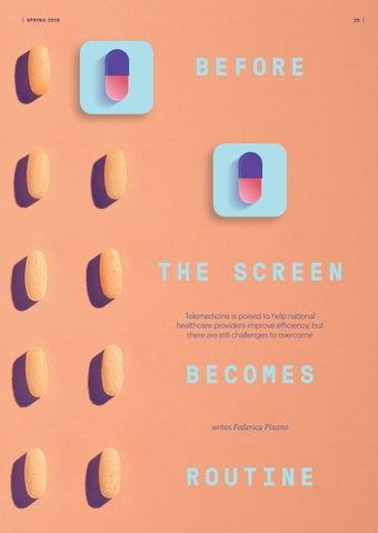 Page 25 of Before the screen becomes routine