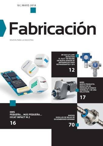 Fabricación 18