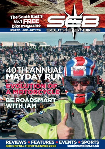 c9c54ecb outh East Biker, Issue 57, June-July 2018 by The Magazine Production ...