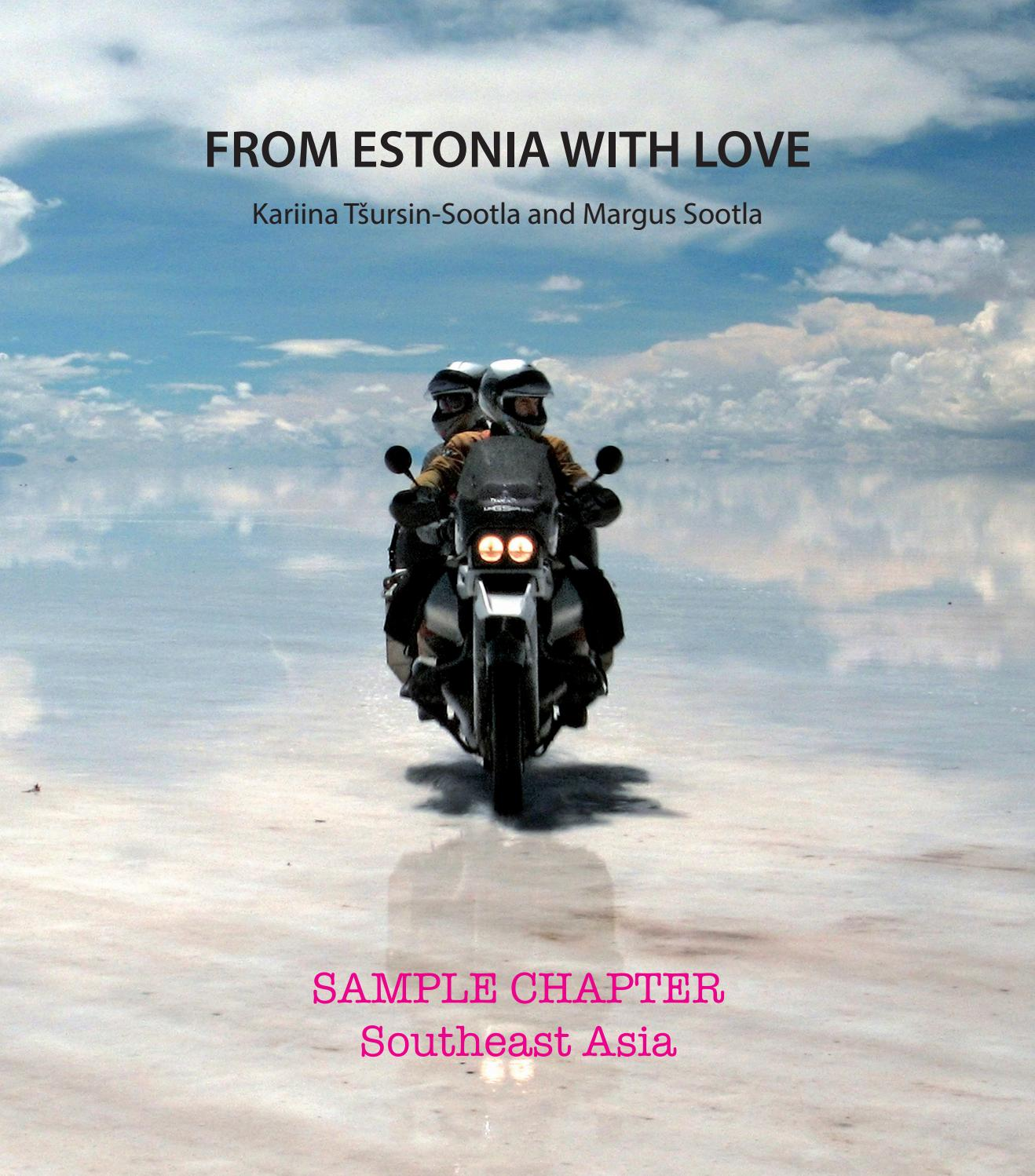 From Estonia With Love - Southeast Asia by Emajõe Disain - issuu