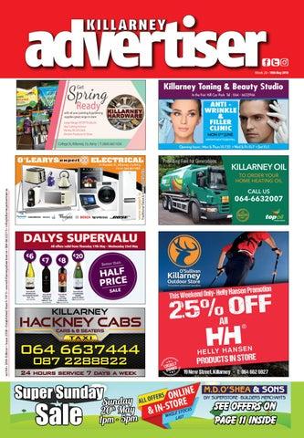 Killarney Advertiser 18th May, 2018 by Killarney Advertiser - issuu ef804ddcb6d