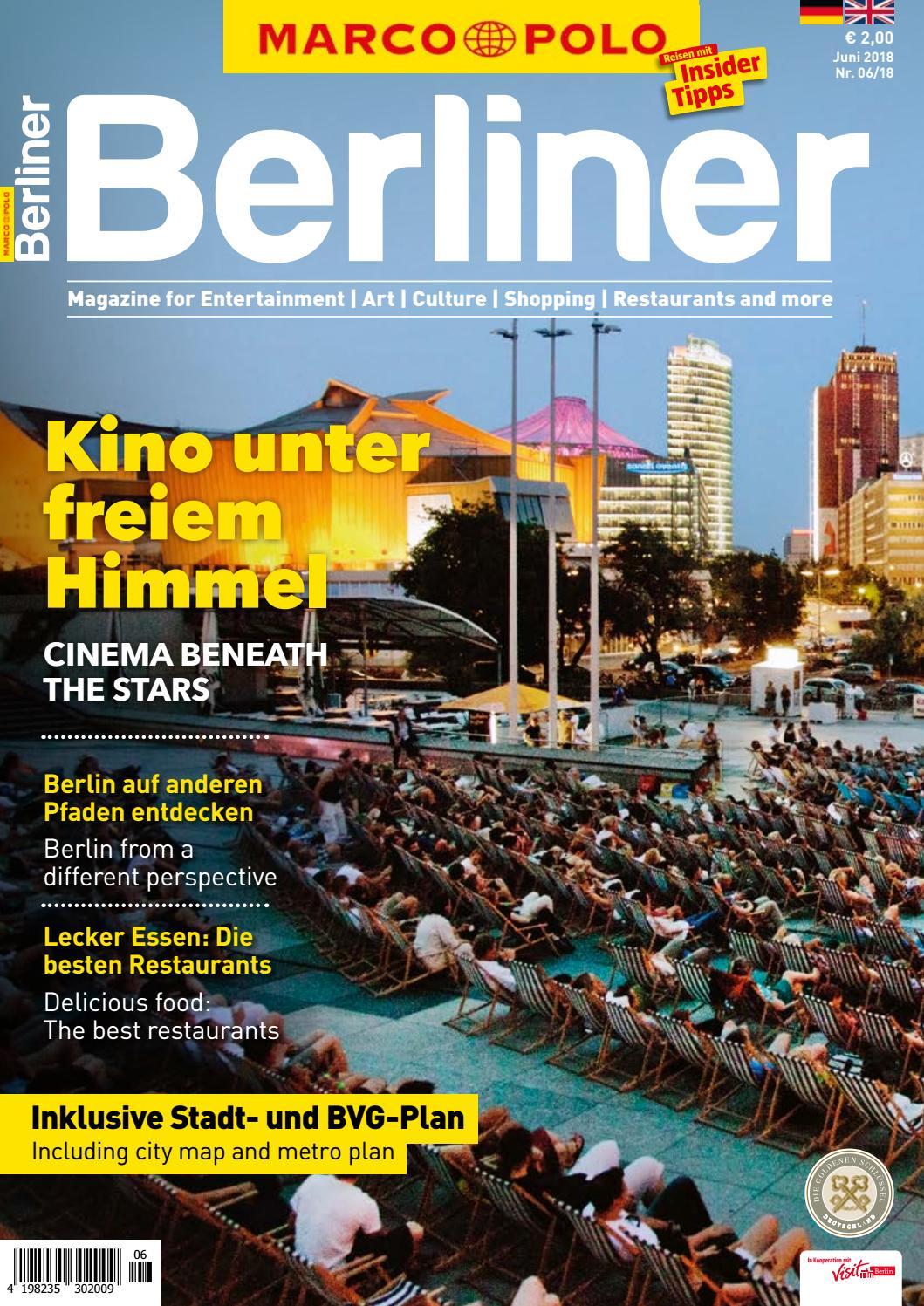 Marco Polo Berliner #06/2018 by Berlin Medien GmbH - issuu