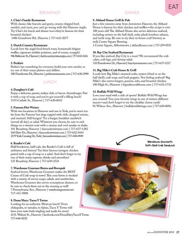 Page 27 of Dining