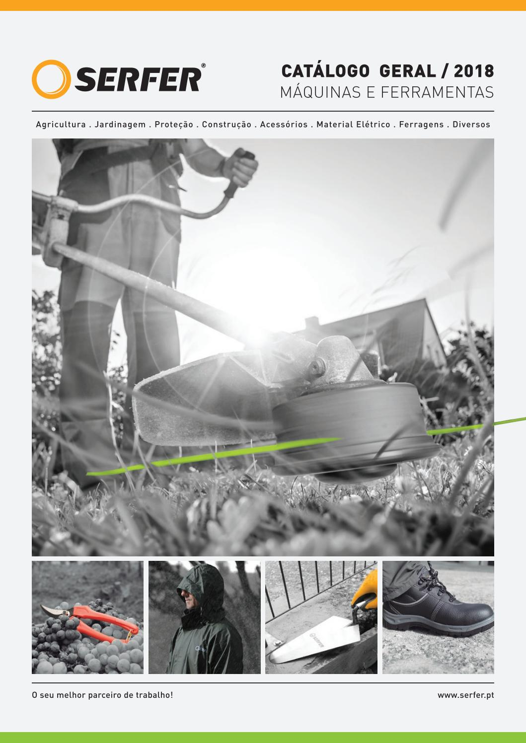 893d3735bc9cb Catálogo Geral SERFER - 2018 by JSR. - issuu