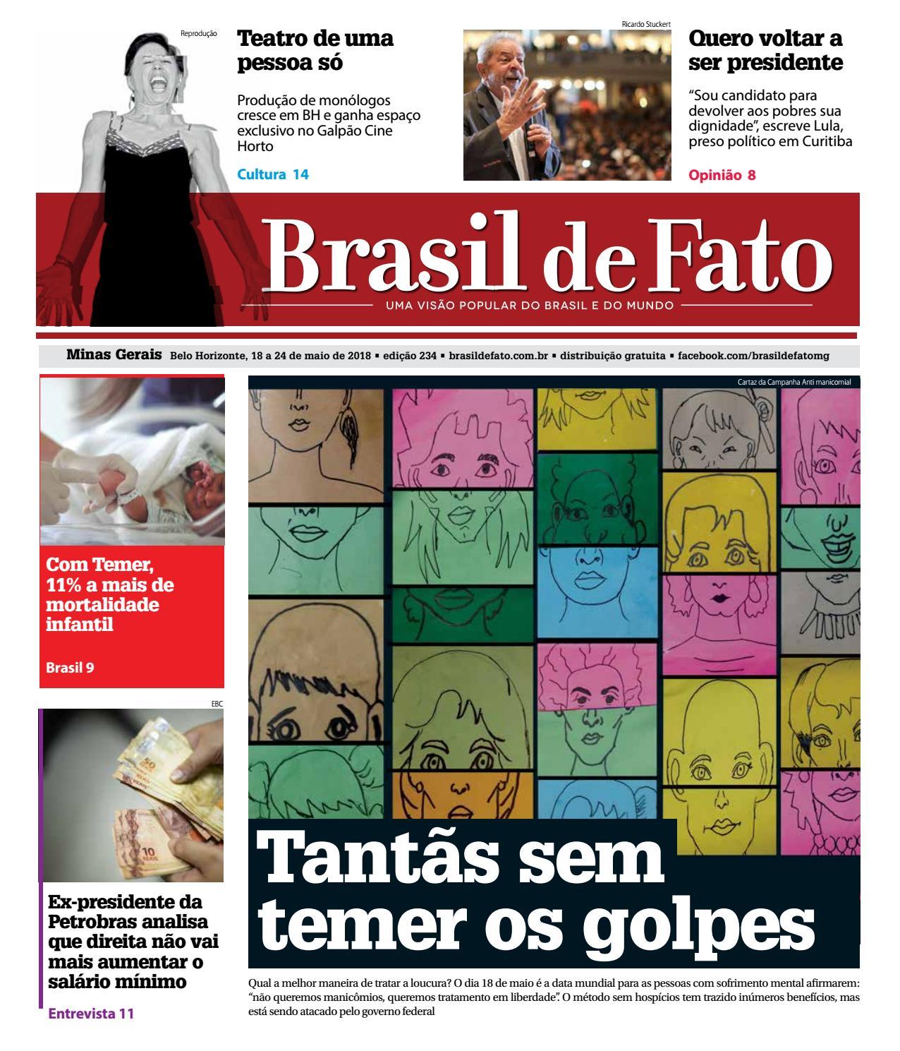 Edição 234 do Brasil de Fato MG by Brasil de Fato MG - issuu 9cc029fb3dfad