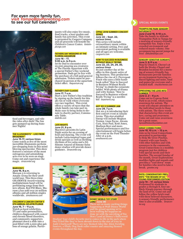 June 2018 by Tampa Bay Parenting Magazine - issuu