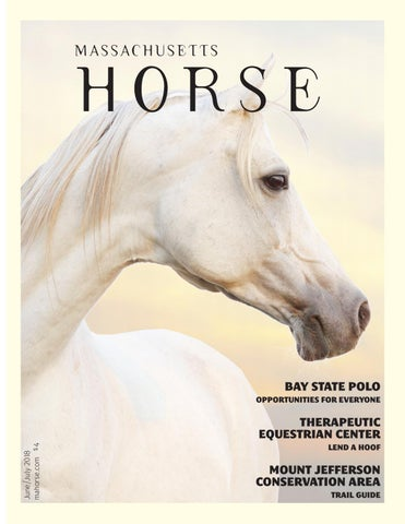 Massachusetts Horse June/July 2018 by Community Horse Media