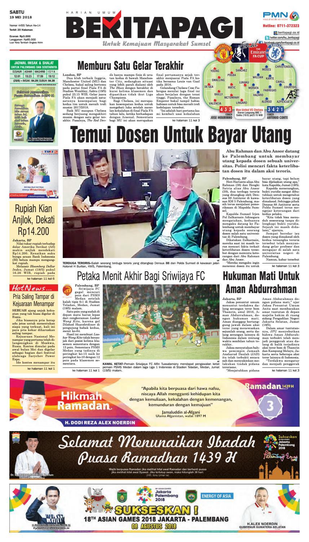 Sabtu 19 Mei 2018 By Beritapagi Issuu Produk Ukm Bumn Batik Tulis Warna Alam Ra Ampamp