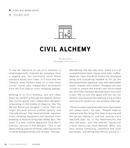 Page 12 of Civil Alchemy