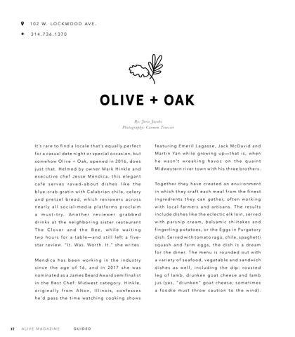 Page 14 of Olive + Oak