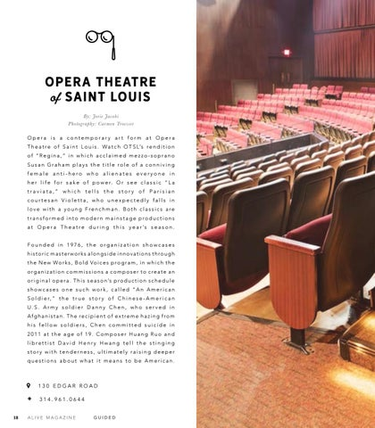 Page 20 of Opera Theatre of Saint Louis