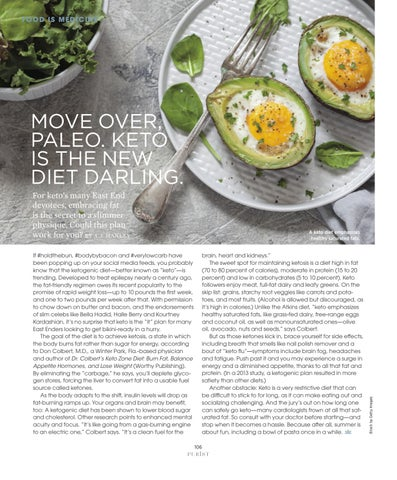 Page 108 of Move Over Paleo, Keto is the New Diet Darling