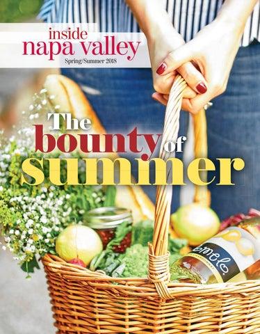 Inside Napa Valley - Spring Summer 2018 by Napa Register - issuu on