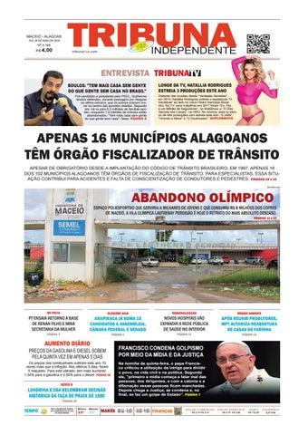 f84442d185b Edição número 3148 - 19 e 20 de maio de 2018 by Tribuna Hoje - issuu