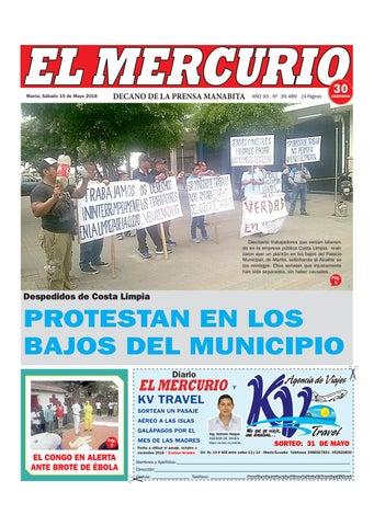 ae81f6e2 SABADO 19 DE MAYO 2018 by Diario El mercurio - issuu
