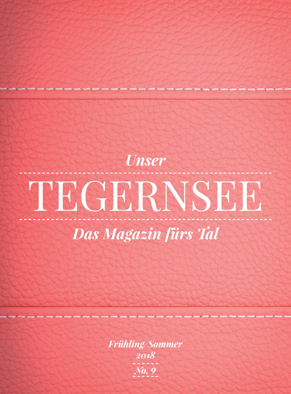 Unser TEGERNSEE 9 by Monika Graf - issuu