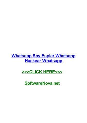 Descargar app para espiar whatsapp android