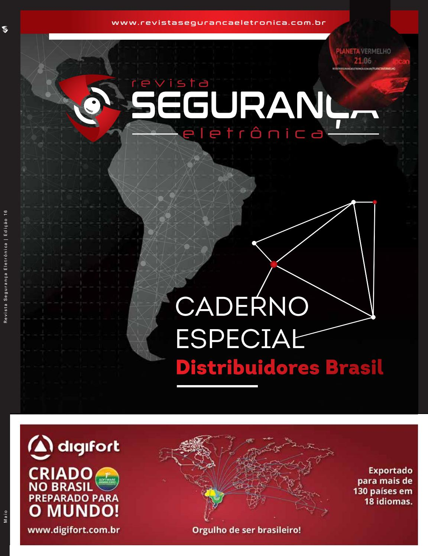 4121046c4 Revista Segurança Eletrônica - Edição 16 | Ano 2018 by Revista Segurança  Eletrônica - issuu